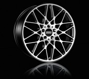 BBS RX-R satin black diamond cut 19-20""