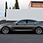BMW 6 Series Gran Coupe Profile