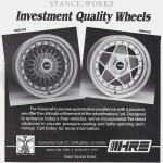 HRE Wheels 501 505 - HRE Wheels Vintage Series