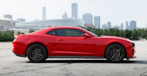 Chevrolet Camaro ZL1 Production Halted