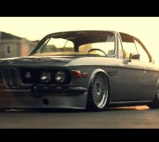 Stanceworks BMW E9 on HRE 501 Video
