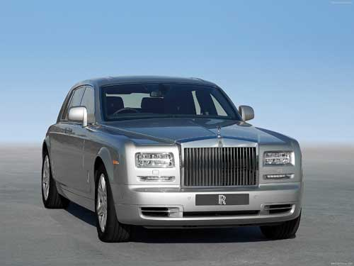 2013 Rolls Royce Phantom Refresh