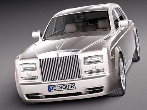 2013 Rolls Royce Phantom Refresh