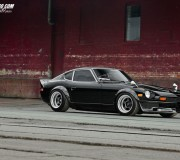 Datsun 280Z on Work CR01 Restoration