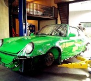 RWB Thailand next RWB964 is Signal Green
