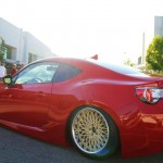 Clean Scion FRS from the More Japan Garage Sale