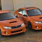 AEM Limited Edition SEMA Subaru WRX and STi