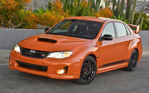 Limited Edition SEMA Subaru WRX and STi